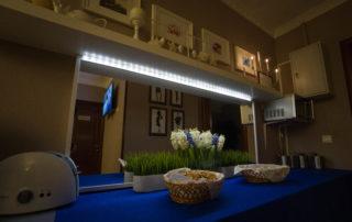 Кафе, Меблированные комнаты Вернисаж - метро Гражданский Проспект на севере Санкт-Петербурга