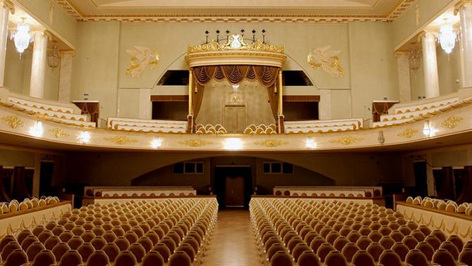 Малый Драматический театр в Санкт-Петербурге