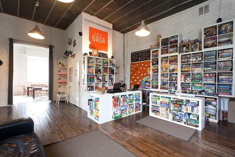 Play loft GaGa игровой магазин