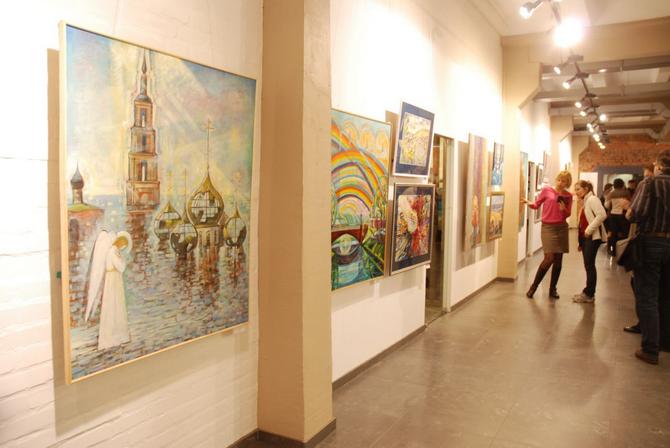 Художественные выставки в Санкт-Петербурге, Меблированные комнаты Вернисаж - метро Гражданский Проспект на севере Санкт-Петербурга