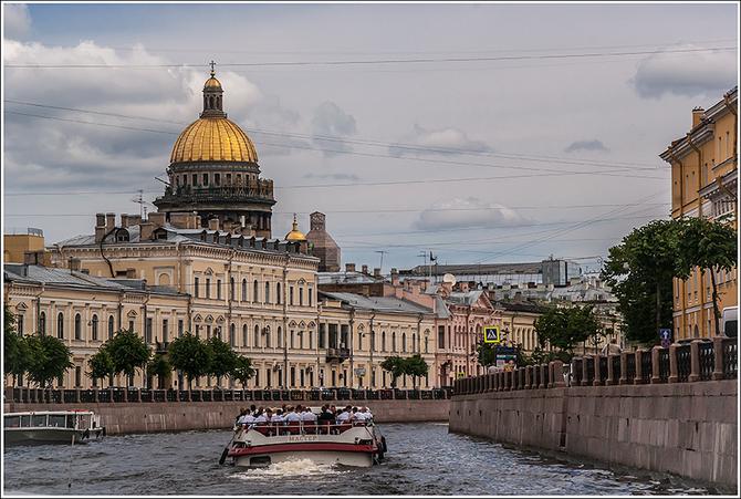 каналы в санкт петербурге