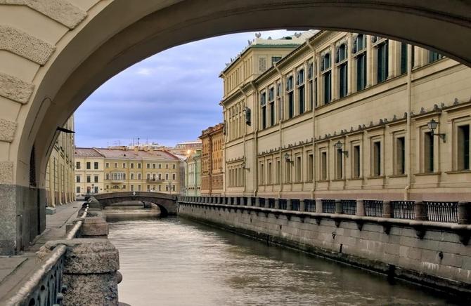 Нева мосты Петербурга