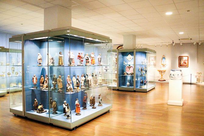 Музей фарфора в Санкт-Петербурге