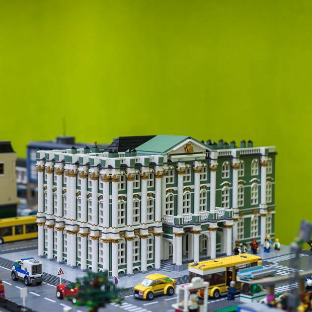 музей лего фото