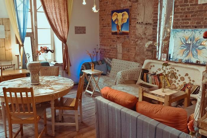 тайм кафе миракл в СПб