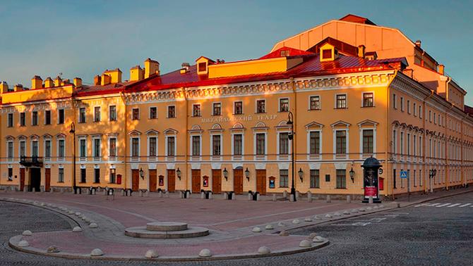 театры в санкт-петербурге