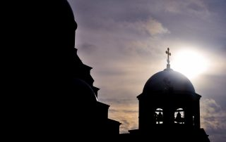 Сретенская церковь в Санкт-Петербурге, Меблированные комнаты Вернисаж - метро Гражданский Проспект на севере Санкт-Петербурга