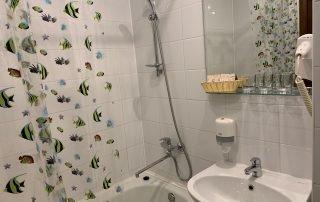Комната Комфорт, Меблированные комнаты Вернисаж - метро Гражданский Проспект на севере Санкт-Петербурга